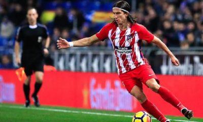 Mercato - Filipe Luis a fait part de sa volonté de rejoindre le PSG à l'Atlético de Madrid, selon UOL Esporte