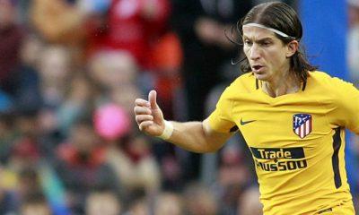 Mercato - Filipe Luis demande à l'Atlético d'être vendu au PSG, mais il faut une meilleure offre selon beIN SPORTS Espagne