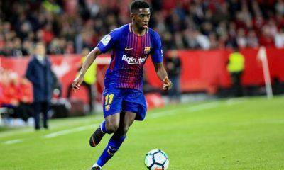 Mercato - Le Barça peut vendre Dembélé au PSG, avec une offre d'au moins 100 millions d'euros, indique Mundo Deportivo