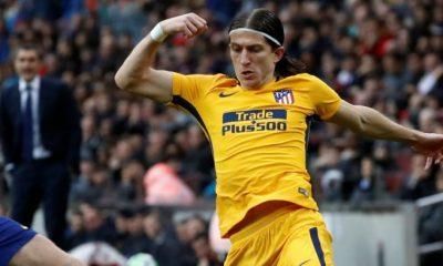 Mercato - Le PSG a un accord verbale avec Filipe Luis, mais pas encore l'Atlético de Madrid selon la Cadena SER