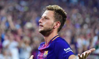 Mercato - Rakitic annonce qu'il reste au Barça je me sens privilégié d'être dans le meilleur club du monde