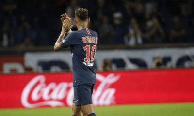 """Neymar """"merci aux supporters pour votre soutien permanent !"""""""