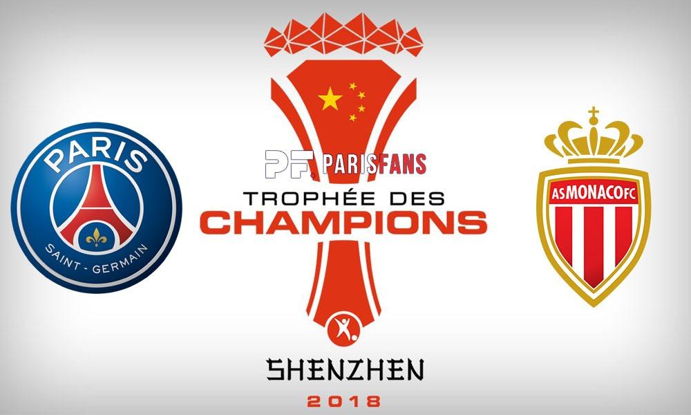 PSG/AS Monaco - Paris remporte le Trophée des Champions, les points que l'on retient