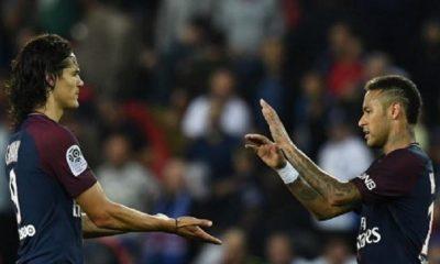 PSGAngers - Avant la rencontre, Cavani et Neymar vont être récompensés par la LFP pour la saison passée