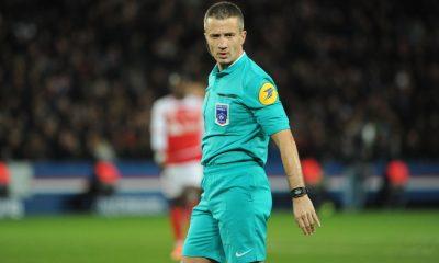 PSG/Angers - L'arbitre de la rencontre a été désignée, beaucoup de jaunes et peu de rouge