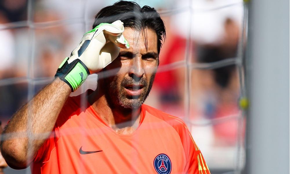 PSG/Caen - Les notes des Parisiens : Buffon fait une belle première et une attaque peu en vue