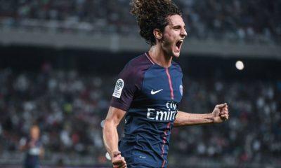 PSG/Caen - Les notes des Parisiens dans la presse : Rabiot homme du match