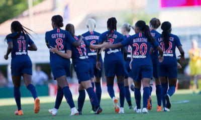 Les féminines remportent la Gipuzkoa Elite Women Football Cup