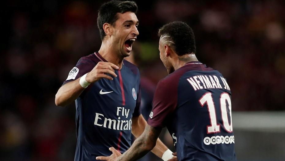 """Pastore """"Un départ de Neymar ? Je crois que c'est impossible...Cette année devrait être une belle revanche pour lui"""""""