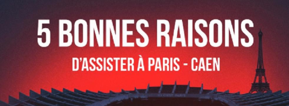 PSG/Caen - Le club donne le programme autour de la rencontre : Buffon, Coupe du Monde et Pastore