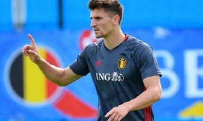 Thomas Meunier convoqué avec la Belgique pour la trêve internationale de septembre