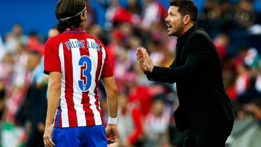 Une réunion dans la journée entre l'Atletico de Madrid et Filipe Luis, d'après Marca