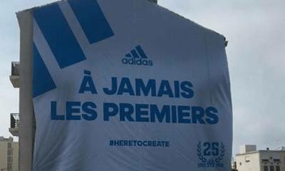 Un supporter du PSG condamné à 1 an de prison dont 6 mois fermes pour avoir essayé d'incendier une affiche de l'OM à Marseille