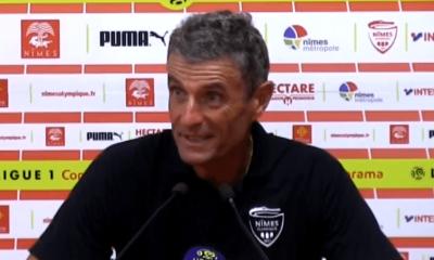 """Nîmes/PSG - Blaquart """"Je veux bien prendre une fessée comme Dijon et me sauver à la fin"""""""