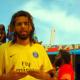 Le rappeur J. Cole porte un maillot du PSG dans son nouveau clip