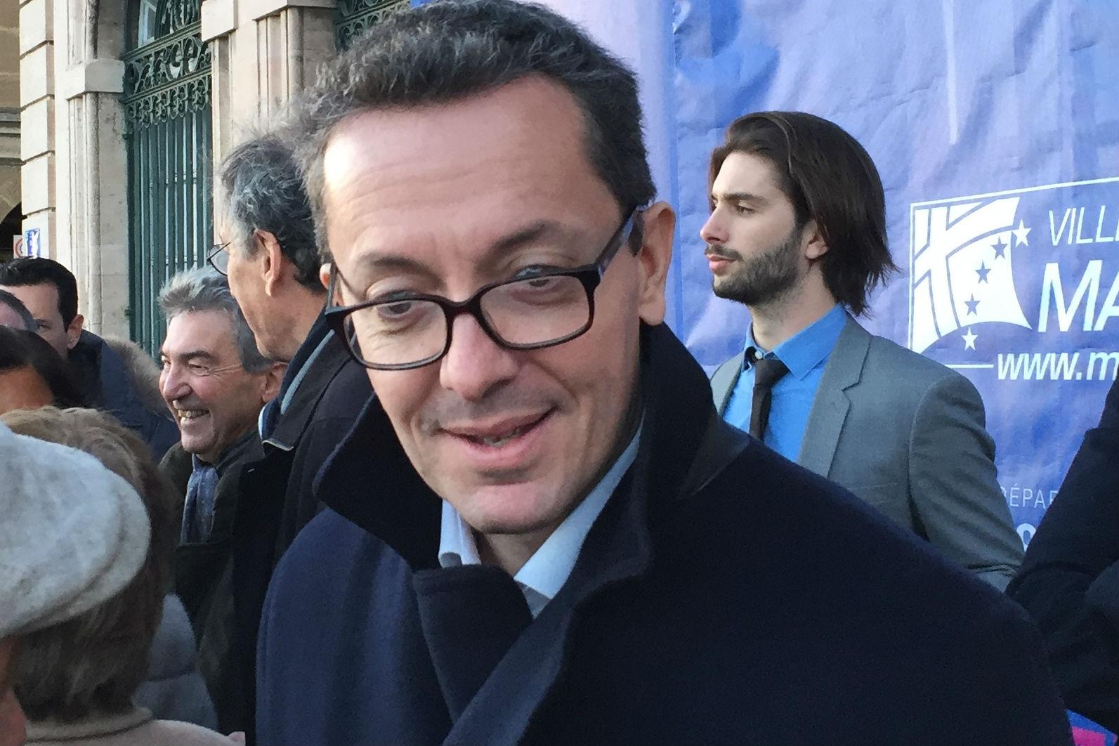 """Eyraud """"On ne cherche pas à transformer notre tribune présidentielle en Festival de Cannes"""""""