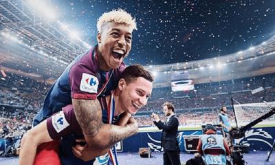 Les images du PSG ce lundi : victoire, anniversaire et prolongation
