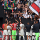 Les images du PSG ce samedi : Victoire à Guingamp dans la souffrance