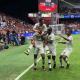 Les images du PSG ce dimanche : La victoire à Guingamp encore savourée