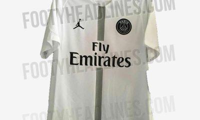 "La tenue Air Jordan du PSG sera utilisée en Ligue des Champions en tant que ""third"", indique Footy Headlines"