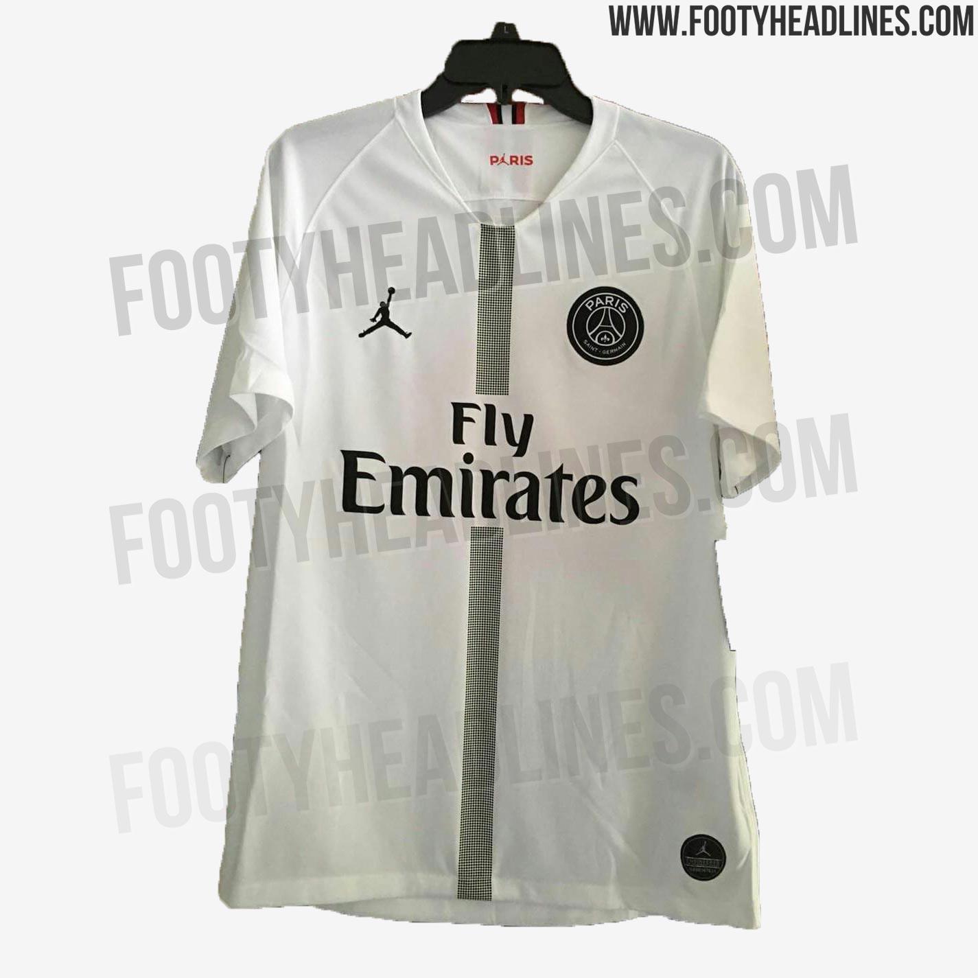 big discount quality design incredible prices La tenue Air Jordan du PSG sera utilisée en Ligue des ...