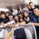 Les images du PSG ce dimanche : Trophée et voyage