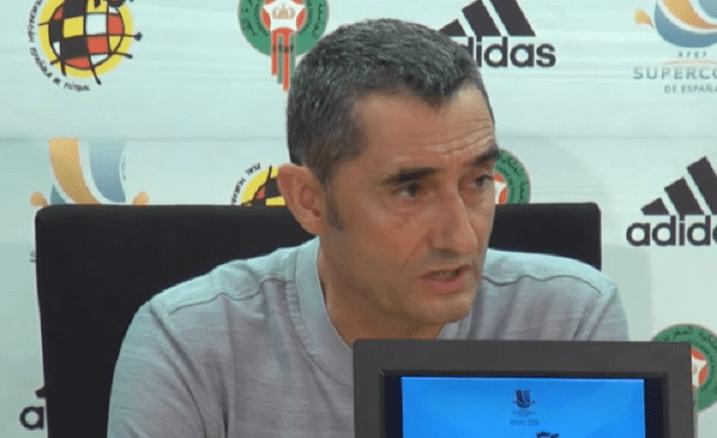 """Mercato - Valverde fait savoir qu'il """"compte"""" sur Ousmane Dembélé"""