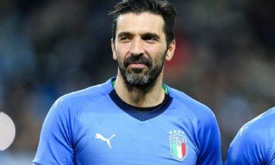 Chiellini Buffon aime trop le maillot de l'Italie pour fermer définitivement la porte