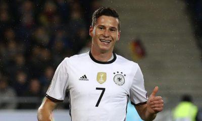 Draxler et Kehrer ont joué lors de la victoire de l'Allemagne contre le Pérou