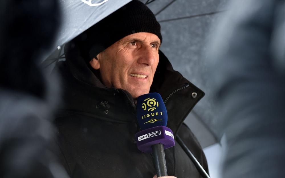 """Rennes/PSG - Baup: """"Tout le monde était isolé en première période"""""""