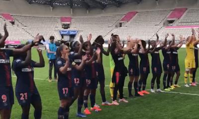Les Parisiennes écrasent le Paris FC 5-1, dans le derby francilien