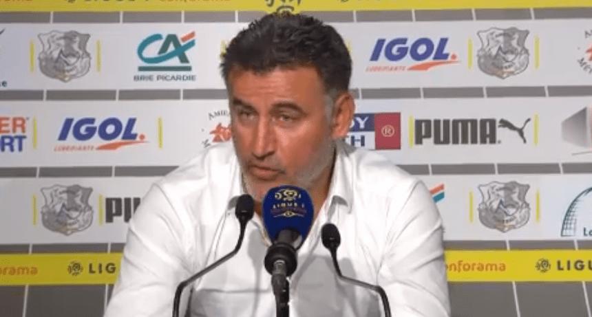 """Liverpool/PSG - Galtier """"je fais confiance à Tuchel pour trouver le bon système et la bonne stratégie"""""""