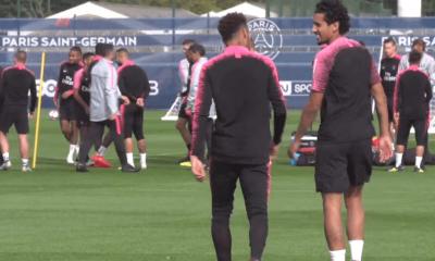 Les images du PSG ce vendredi : anniversaire de Kehrer, entraînement et zapping