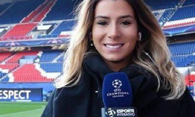 Isabela Pagliari La vie nocturne, ce n'est plus pour Neymar,il s'est calmé