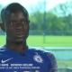 """N'Golo Kanté """"Le PSG ? Il y a eu quelques contacts. Mais je suis bien à Chelsea"""""""