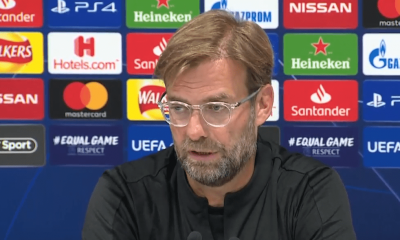 """Liverpool/PSG - Klopp donne des nouvelles de Firmino et assure que """"ce sera un match intéressant"""""""