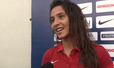 """Féminines - Lahmari """"Le plus important à retenir, c'est la qualification...On fera tout pour passer le prochain tour"""""""