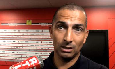 """Rennes/PSG - Lamouchi """"La victoire parisienne n'est pas volée, mais je n'aurais pas été mécontent de voir mes joueurs récompensés"""""""