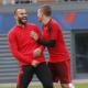 Les images du PSG ce mardi : Jesé s'amuse avec Verratti, plutôt du silence autour du match