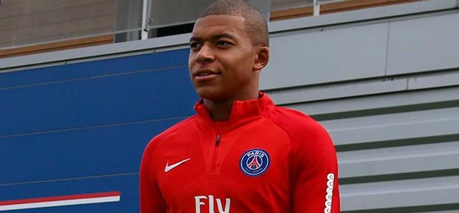 Ligue 1 - Mbappé élu joueur du mois d'août !