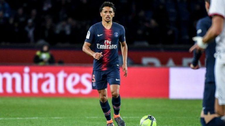 Rennes/PSG - RMC annonce Marquinhos en défense centrale dans un 4-3-3