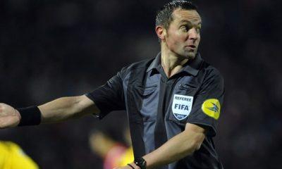 LiverpoolPSG - Stéphane Lannoy explique que le but de Meunier aurait dû être refusé