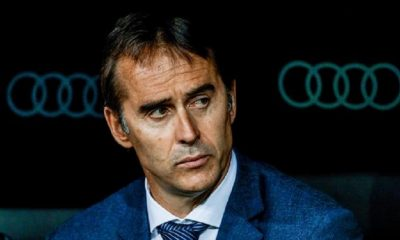 """Lopetegui """"Un intérêt pour Neymar et Mbappé ? Je ne leur prête pas attention"""""""