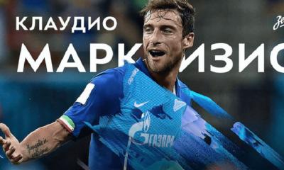Mercato - Marchisio, un temps annoncé comme cible du PSG, a signé au Zénith Saint-Pétersbourg