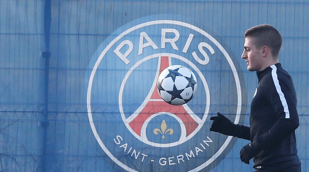 Verratti revient sur les entraîneurs du PSG depuis sont arrivée à Paris