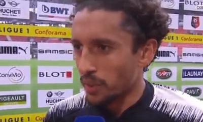 """Rennes/PSG - Marquinhos """"En 1re mi-temps on a raté des ballons faciles et on n'a pas assez mis d'intensité"""""""