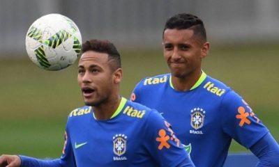 Marquinhos et Neymar convoqués avec le Brésil pour la trêve d'octobre, pas Thiago Silva