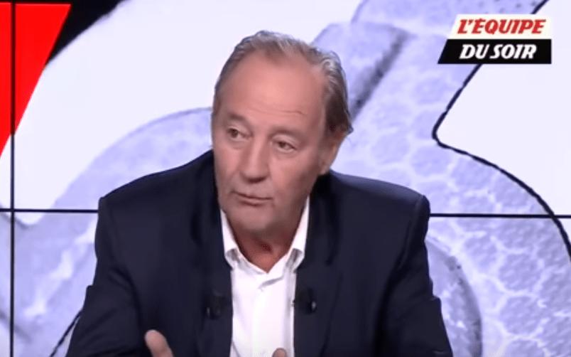 """Gervais Martel """"Vous allez trop vite en besogne, comme d'habitude avec le PSG ! Je suis optimiste"""""""