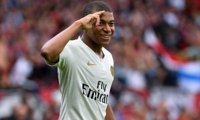 """Mbappé """"Le Ballon d'Or ? Ce n'est pas une obsession...Le PSG est prêt à faire quelque chose de positif en Ligue des Champions"""""""