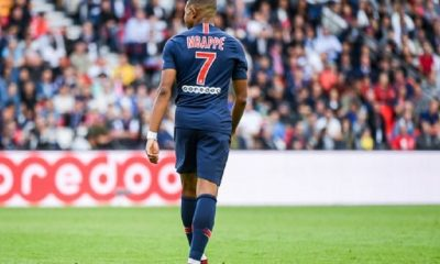 """Mbappé s'excuse pour son geste qui """"gâche notre belle victoire"""" et remercie le Collectif Ultras Paris"""